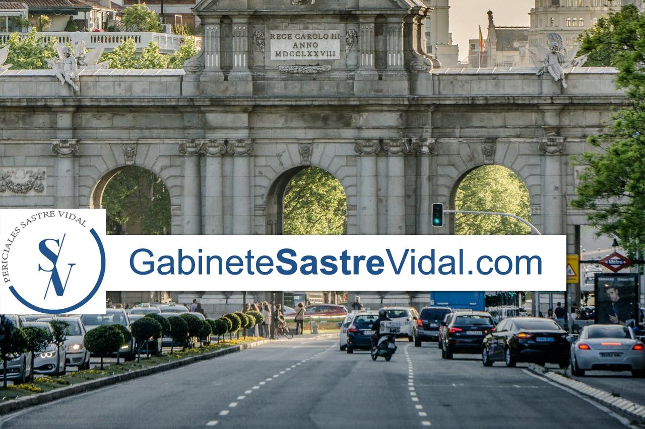 Contratar perito judicial Madrid