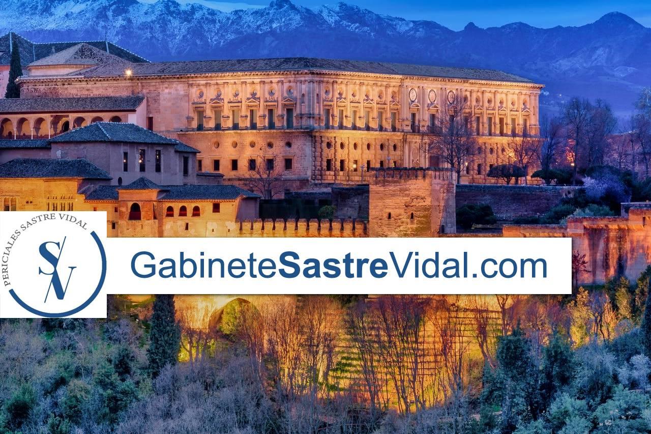 hacer peritaje judicial en la provincia de Granada